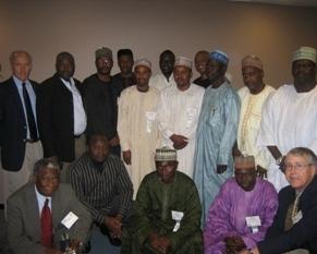 Nigerian Delegation Visits NAHB